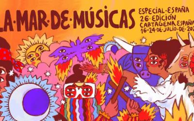 """La Mar de Músicas """"más española"""""""