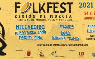 Folkfest cambia su fecha de celebración