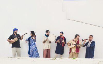 La Banda Morisca, nueva propuesta de Surefolk