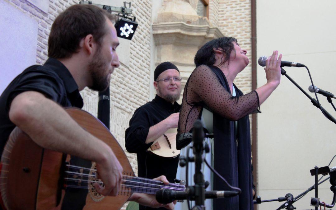Jota Martínez en el Murcia Tres Culturas