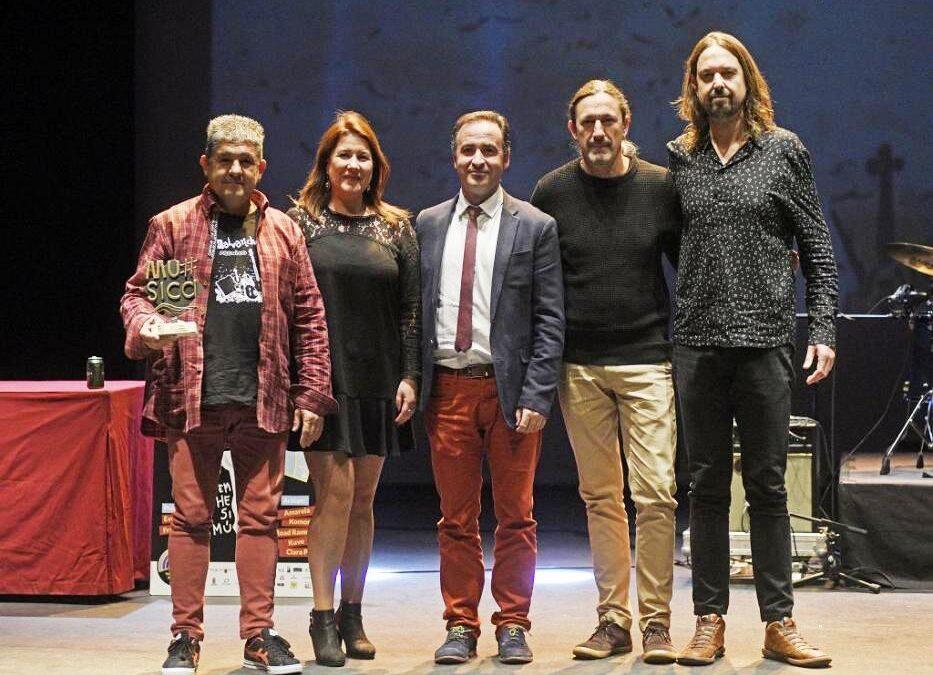 Malvariche ganador en los Premios de la Música de Murcia